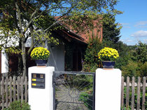 Eingang FeWo Meir
