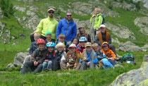 Kinder Klettercamp 2012