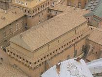 Sixtinische Kapelle, Bild: Wikipedia