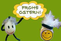 Frohe Ostern wünscht SchneckMeck