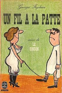 La couverture, illustrée par Siné, de l'édition du Livre de Poche