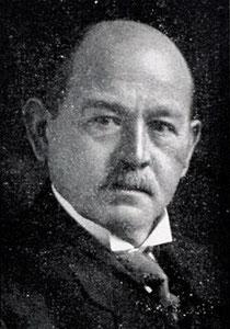 Konrektor Heinrich Lückmann gründete 1911 die erste Ortsgruppe Lohne des Bund für Vogelschutz; Foto: Stadtmedienarchiv Lohne