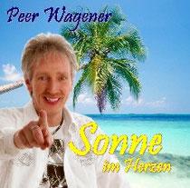 """Mit """"Sonne im Herzen"""" gelang Peer Wagener der Durchbruch. © pr."""