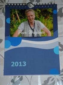 Peer Wagener Fan-Kalender 2013