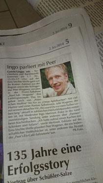 (Emsland Kurier 02.07.2014)