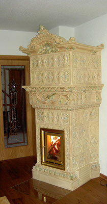 gr nderzeit kachelofen um ca 1880. Black Bedroom Furniture Sets. Home Design Ideas