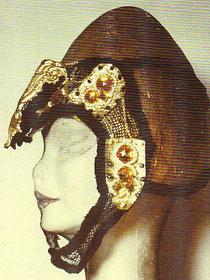 Elmo di MORGANA -                         MORGANA' S helmet