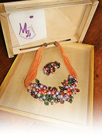 Help, it's a mess! parure  - 40.00 Euro