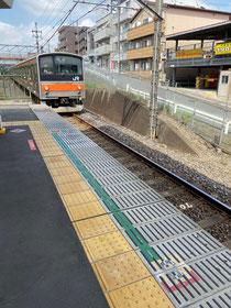 205系in武蔵野線byH