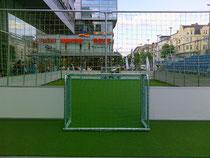 Der Soccer-Court
