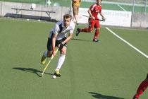 Markus Bäder erzielte in Nürnberg das 1:2