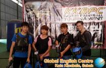 マレーシア留学・コタキナバル英語学校『GEC』