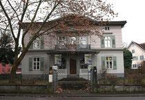 Das jüdische Museum Hohenems erinnert an die ehemalige jüdische Gemeinde
