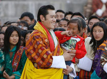 Bhutan hat das Bruttonationalglück eingeführt.