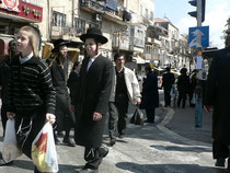 Mea Shearim in Jerusalem (Wikipedia)