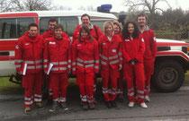 Beispiel für eine Gruppe: Rotes Kreuz (Ehrenamt)
