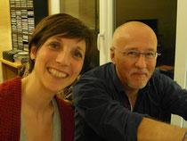 Aline&Pascal en répé ©Musicréa