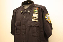 NYPD Uniform Hemd