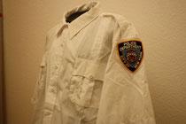 NYPD Lt. Hemd Langarm