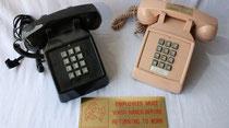 amerikanisches Telefon