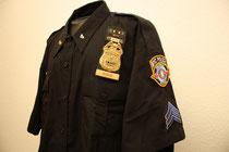 NYPD Sergeant Hemd
