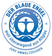 """Poraver ausgezeichnet mit """"Der blaue Engel"""""""