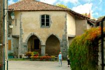 Maison des arcades à Hattonchâtel - Meuse - Lorraine