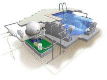 Diseño piscinas en 3D