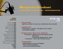 Benjamine Girolami coach vocal soutient LMC France
