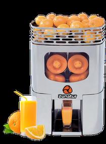 Zunatur Orangenpresse orangejuice