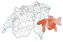 Lumnezia Graubünden