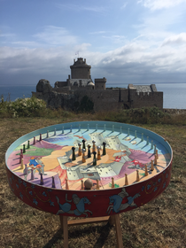 Jeux d'Oc au Fort La Latte