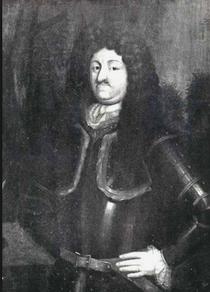 Philipp Gottfried v. Castell * Rüdenhausen, 21.11.1641 † Rüdenhausen, 10.01.1681