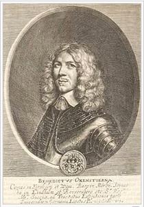 Bengt Gabrielsson Oxenstierna, 16.07.1623 - 12.07.1702