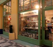 Modernista in Prag
