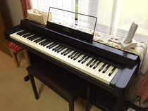 奏の会ピアノ教室 小松教室の電子ピアノ