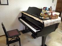 奏の会ピアノ教室 小松教室のピアノ