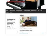 Screenshot von www.klaviermueller.de