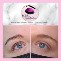 Augenbrauen- und Wimpernlifting