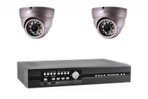 CCTV and DVR system