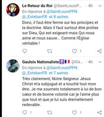 Idéologie catholique néfaste.