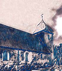 Dorfkirche Bühren 16.12.18