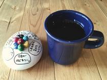 Tettoh Coffee 深煎りブレンド / いとまるcafe