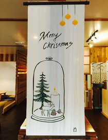 メリークリスマス @いとまるcafe