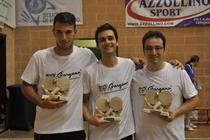 """i """"Quirinals"""" vincitori del Sipontum Trophy 2014 di Manfredonia (FG)"""