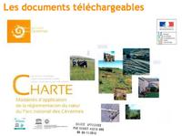 Téléchargez les documents de la charte
