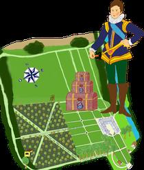 Chasse au trésor du Château des Princes de Condé en Brie champenoise de Picardie