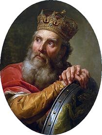 カジミエシュ3世の肖像画