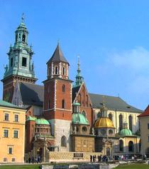 クラクフ ヴァヴェル大聖堂