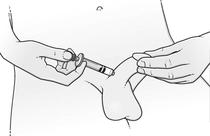 iniezioni di erezione per gli uomini peni piccoli medio grandi